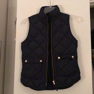 Jackets & Blazers - J.Crew puffer vest